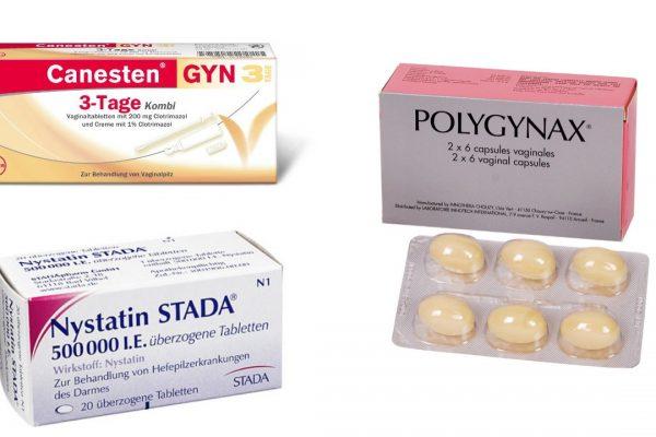 Thuốc đặt viêm lộ tuyến cổ tử cung